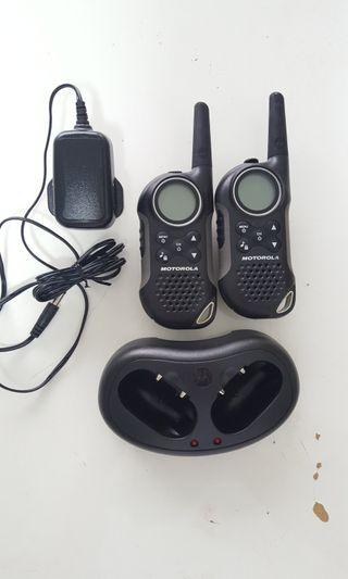 Motorola Walkie Talkie T6 up to 8km range