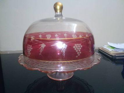 Antique Cake Tray