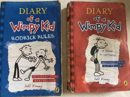 rule    #EndgameYourExcess : Diary of a wimpy kid