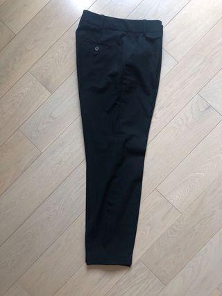 Zara trousers 黑色西褲