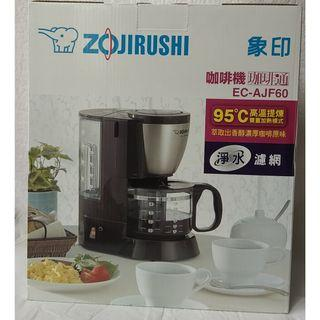 象印超大容量咖啡機 EC-AJF60 有除氯功能的淨水濾網