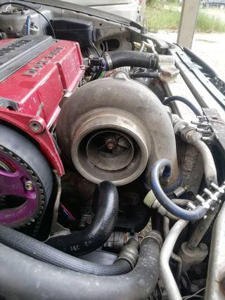 Turbo siap Wastegate, rsm