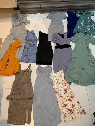 *Final Price reduction ! Ladies clothing sale !