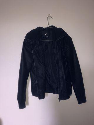 Leather Jacket (Faux)