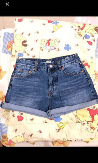 Pull bear short jeans