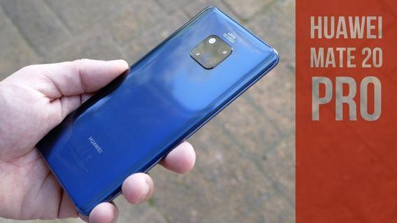 Huawei mate 20 Pro Full Set Tiptop