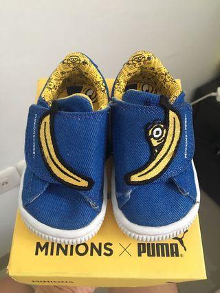 Puma Minions Denim Sneaker