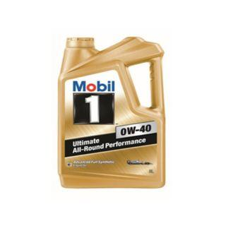 Mobil 1 0W-40 Ultimate All-Round Performance 5 公升