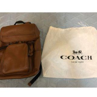 Coach Henry Backpack - Brown