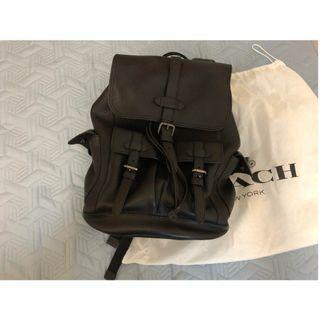 Coach Hudson Backpack - Black