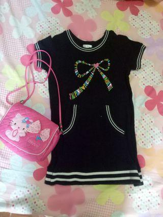 Set(dress and bag)