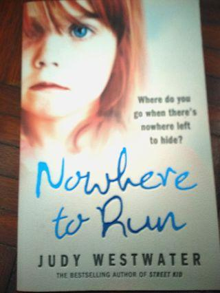 No where to Run by Judy Westwater