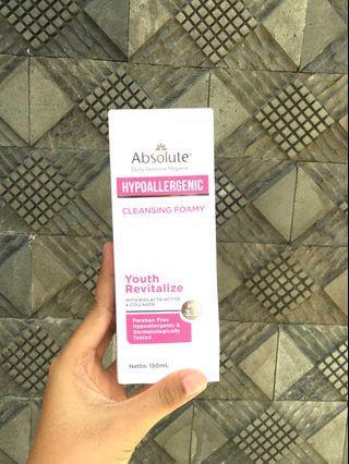 Absolute Daily Feminine Hygiene Cleansing Foam