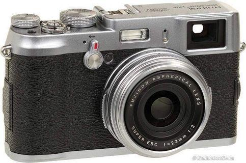 Fujifilm X100 Mint Condition