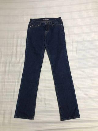 Denim Pants Straight Cut 2