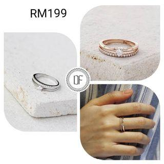 Ring: Original High Quality 925 Sterling Silver