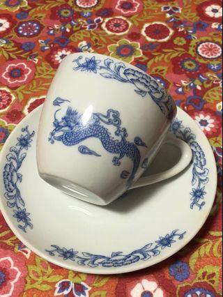Vintage Porcelain by Chatsworth Production