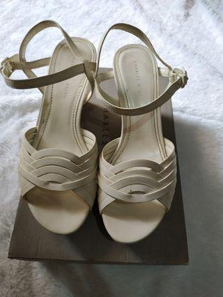 Wedges Ankle Strap