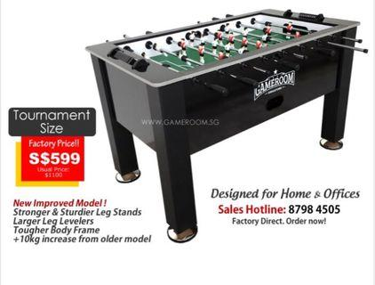 5ft Foosball Soccer Table For Home N Office