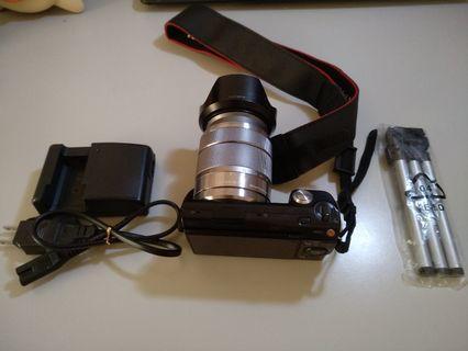 微單眼SONY NEX-5+SONY SEL1855鏡頭