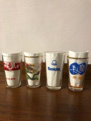 Vintage Crown cups
