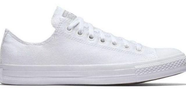 🚚 Converse Mono Canvas Low Top
