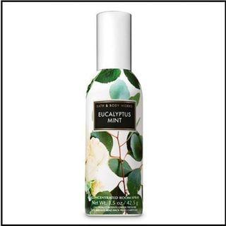 Bath and body concentrated room spray