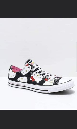 4aad5d3dc28d Converse + HELLO KITTY All Star Limited Edition