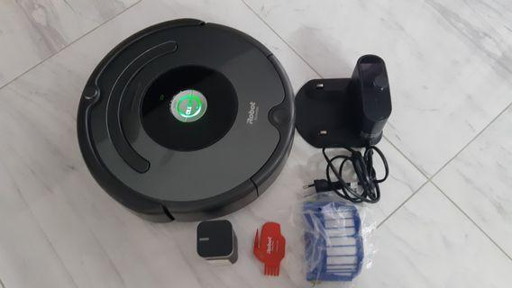 iRobot home cleaning device