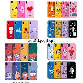 [OFFICIAL] BT21 PHONE CASES