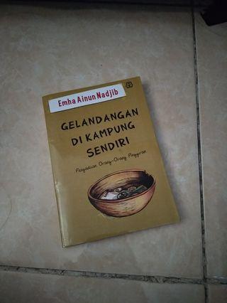 Buku Emah Ainun Najib (cak nun)
