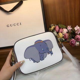 PREMIUM Disney X Coach Camera Bag with Dumbo