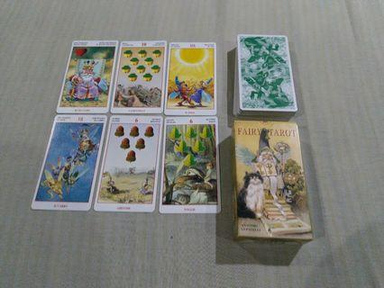 The Fairy Tarot