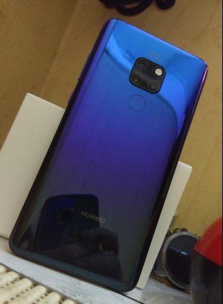 Huawei Mate20 6+128gb 香港行貨