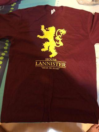 Game of thrones - house of Lannister T