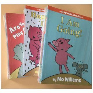 🚚 An Elephant and Piggie Books by Mo Willems (25 Books)