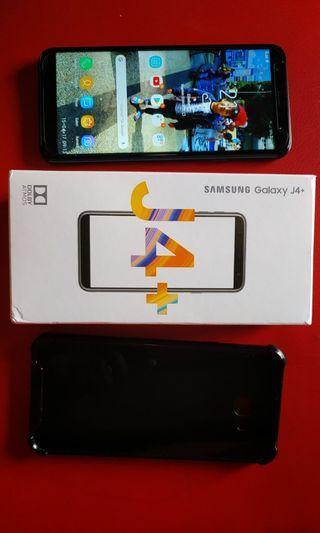 Samsung J4+ Fullset + Bonus