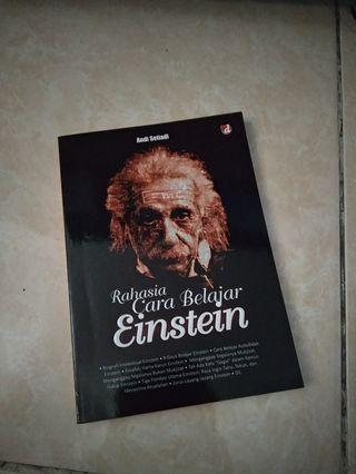 Buku Cara Belajar Albert Einstein
