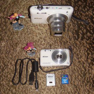 Nikon CoolPix S6600 wifi 12X 翻轉螢幕 1600萬像素