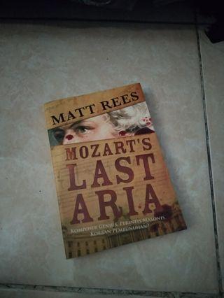 Buku Novel Mozart