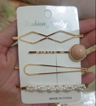 Hair clip (1 set)