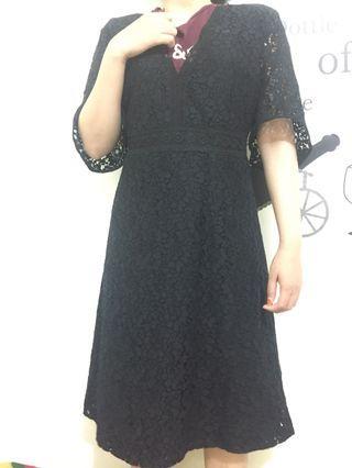 Zara women lace Dress