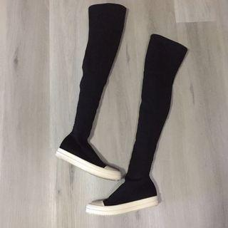 RICK OWENS DRKSHDW Stocking Sneakers