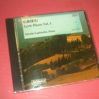 Grieg: Lyric Pieces Vols. 1-3