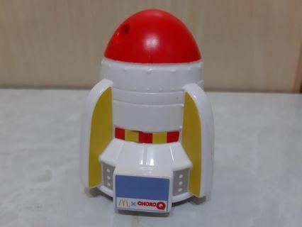 麥當奴火箭玩具