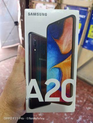 Samsung A20 Kredit Mudah