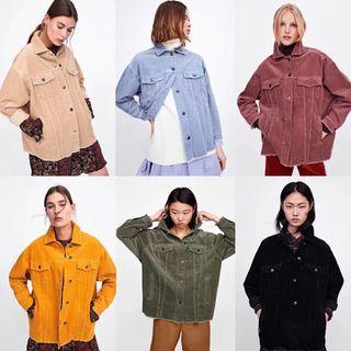 🚚 [Zara] Jacket