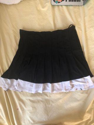 Korean Pleated Skirt