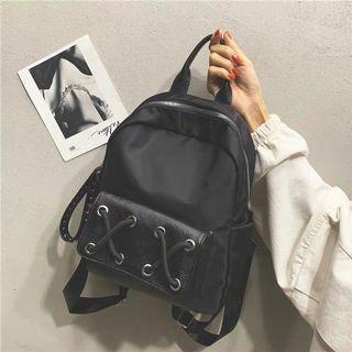 [PO] Korea fashion lace backpack