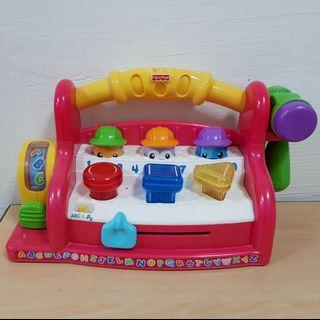 BN Fisher Price Laugh & Learn Toolbench